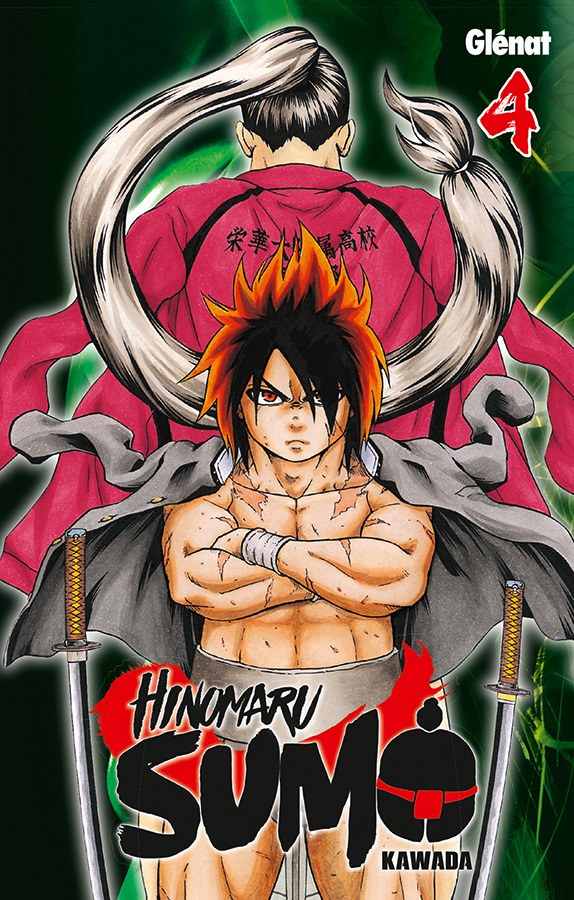 Hinomaru - progrès