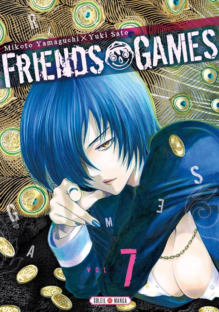 Friends Games - duel