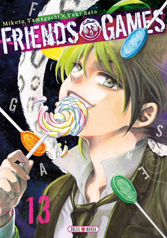 Friends Games - jeux