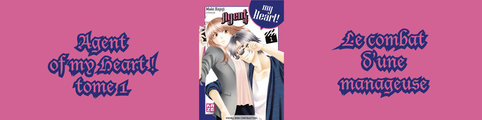 Agent of my Heart!-Vol.-1