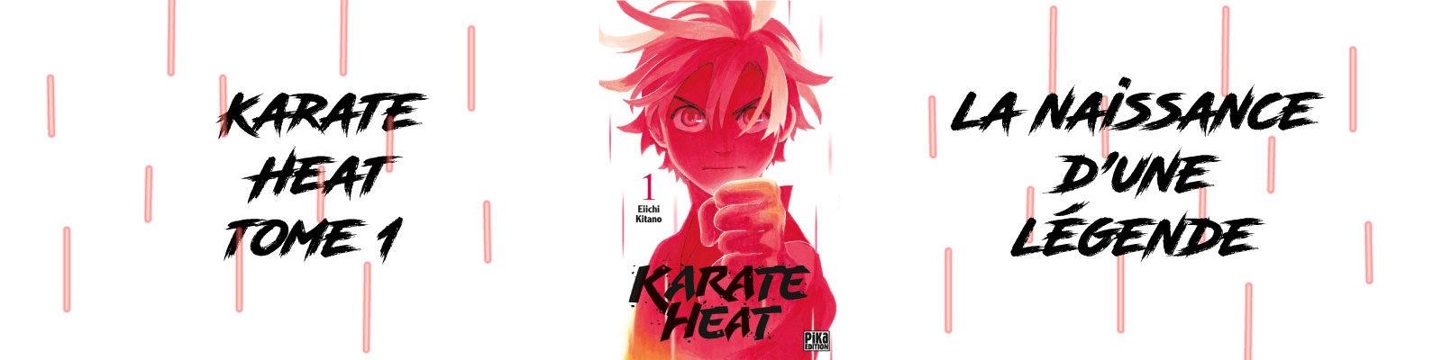 Karate Heat-Vol.-1