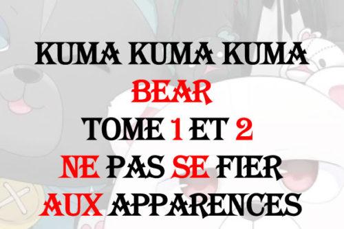 Kuma Kuma Kuma Bear-Vol.-1