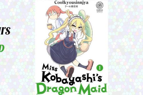 Miss Kobayashi's Dragon Maid-Vol.-1-2