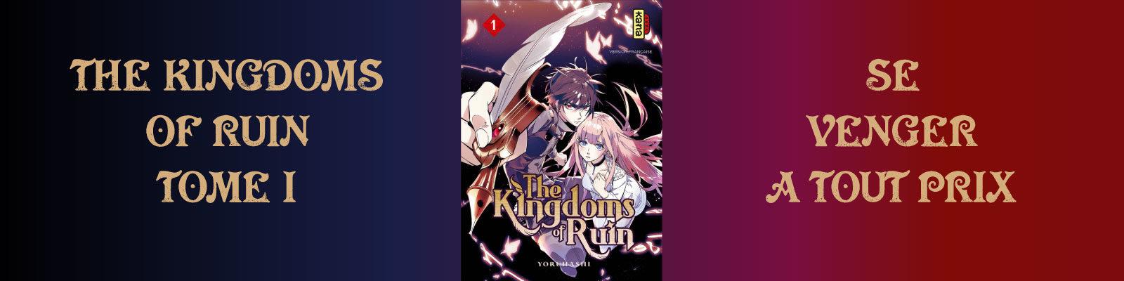 The Kingdoms of Ruin-Vol.-1