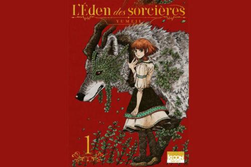 L'Éden des sorcières-Vol.-1
