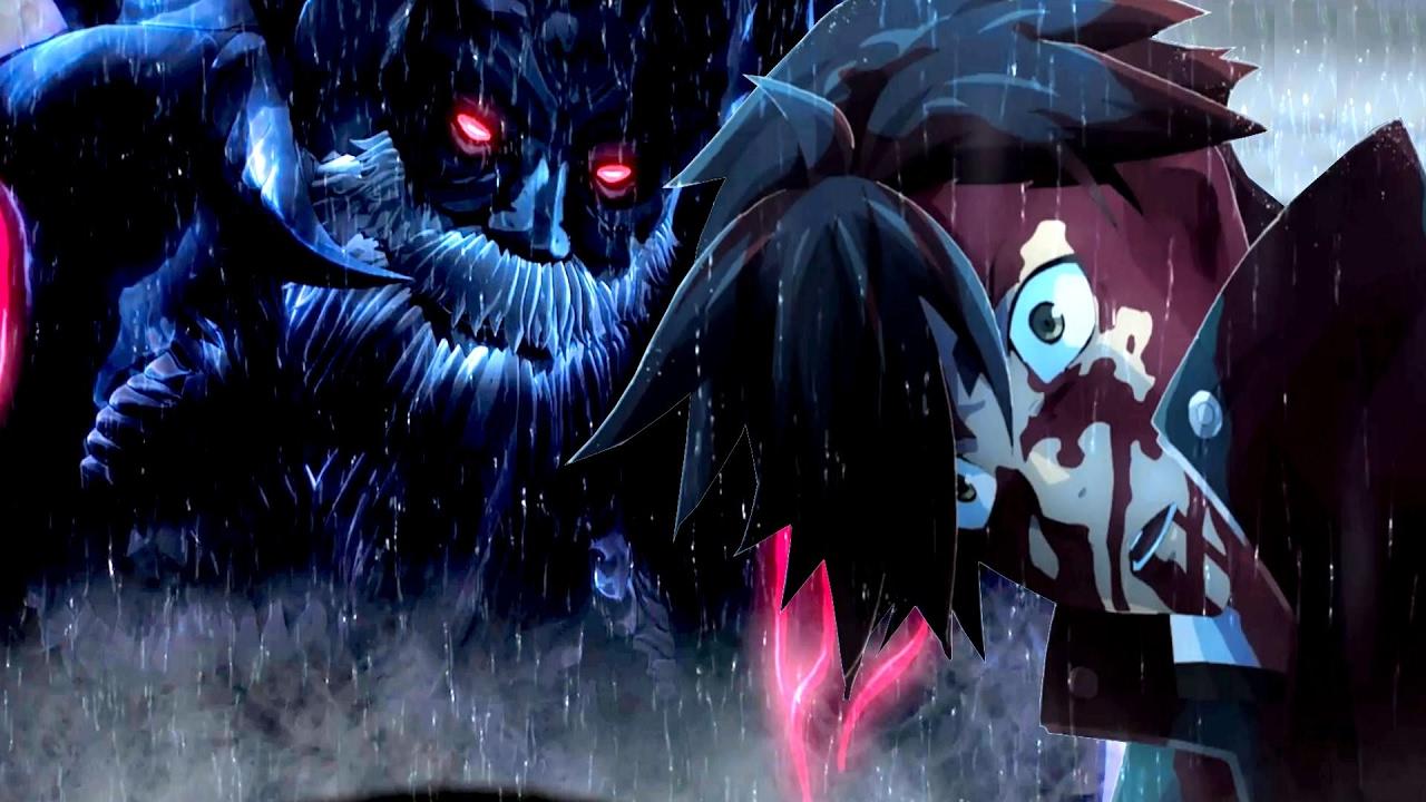 God Eater - Aragami