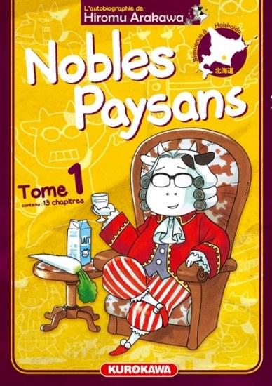 Arakawa - nobles paysans