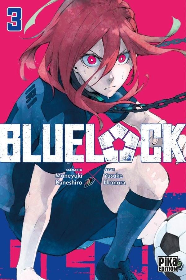 Blue Lock - Toilet - Fable
