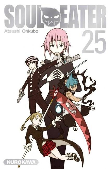 Ohkubo Soul Eater