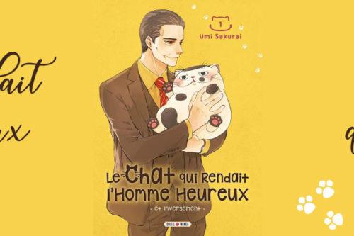 Le Chat qui rendait l'homme heureux-Vol.-1