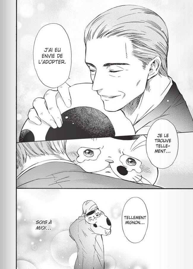 Le chat qui rendait l'homme heureux - adoption