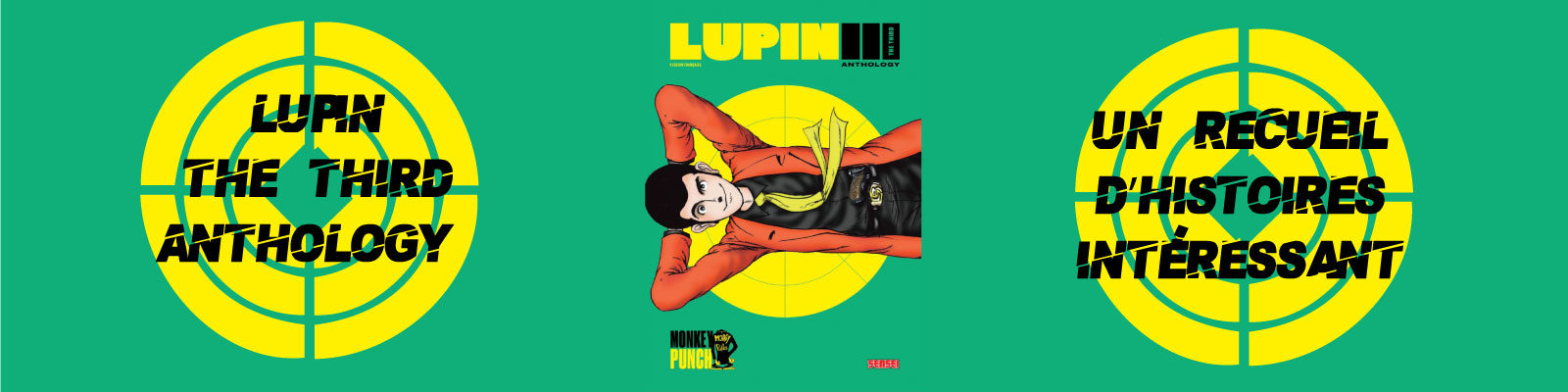Lupin the Third-Vol.-1---Anthology