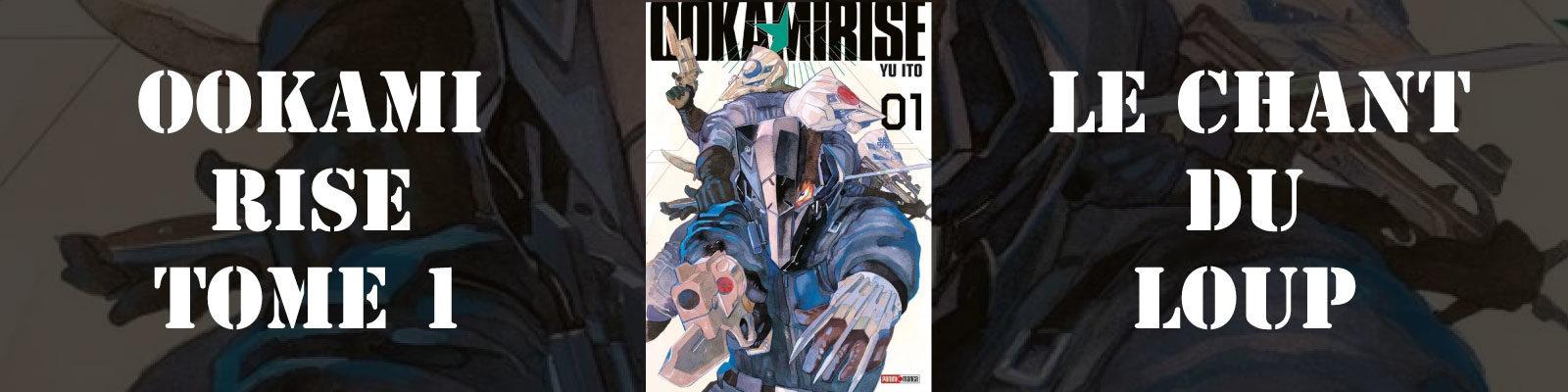 Ookami Rise-Vol.-1
