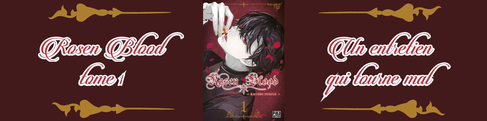 Rosen Blood-Vol.-1