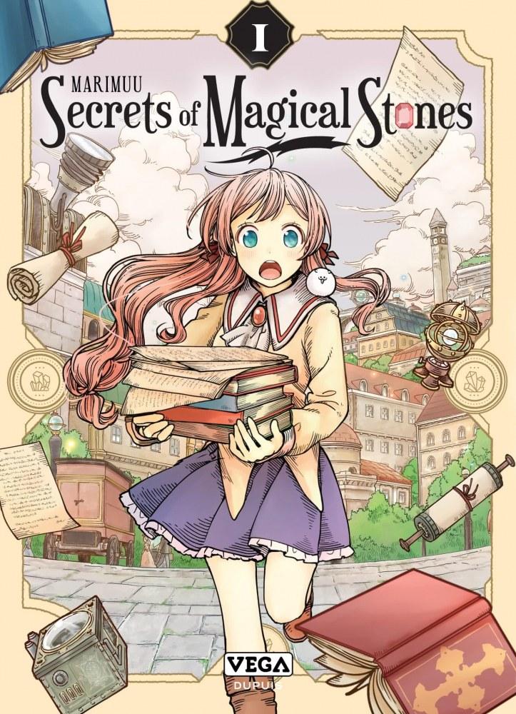 Secrets of Magical Stones Vol. 1