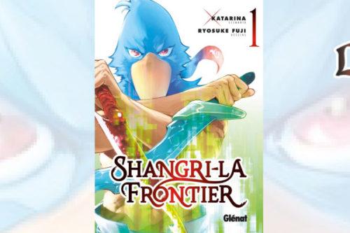 Shangri-La Frontier-Vol.-1