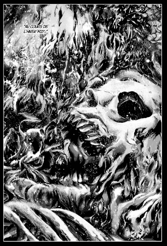 Cauchemar d'Innsmouth - vision