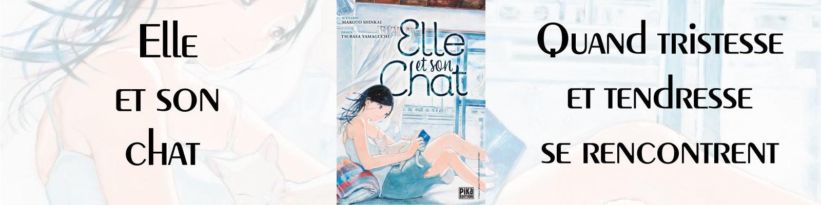 Elle et son Chat-Vol.-1
