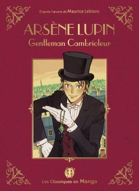 Arsène Lupin, gentleman cambrioleur [29/09/2021]