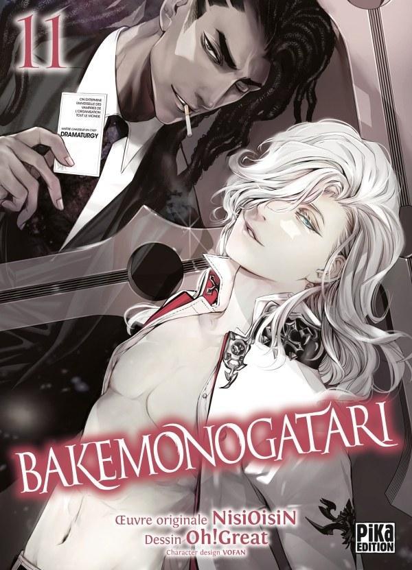 Bakemonogatari T11 [07/07/2021]