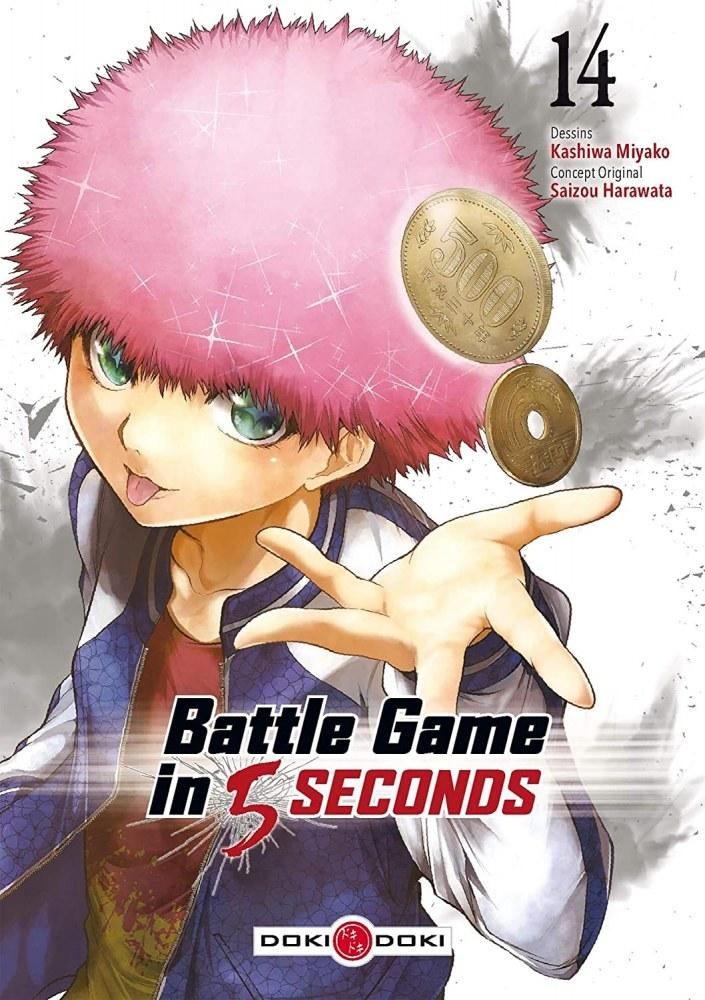Battle Game in 5 Seconds Vol. 14 [05/05/2021]