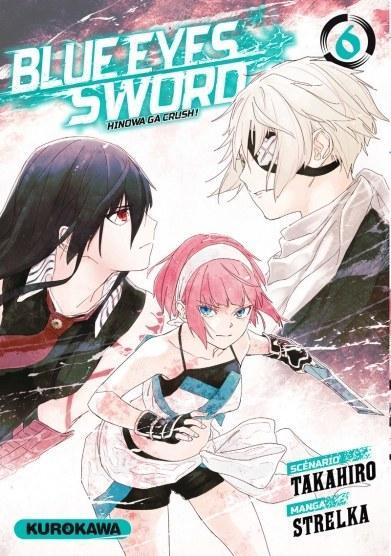 Blue Eyes Sword T6 [09/09/2021]