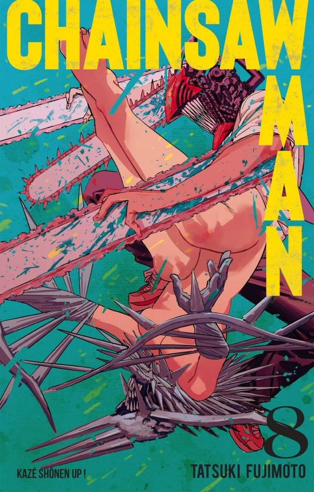 Chainsaw Man Vol. 8 [05/05/2021]