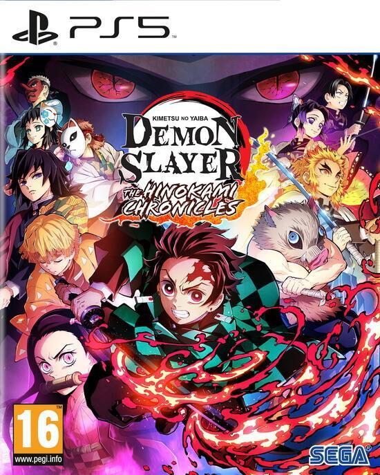 Demon Slayer - The Hinokami Chronicles