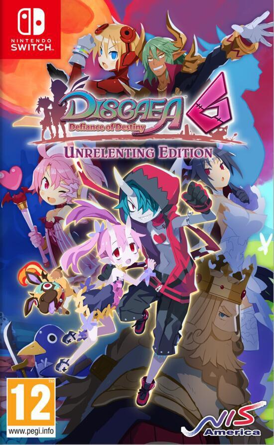 Disgaea 6 : Defiance Of Destiny