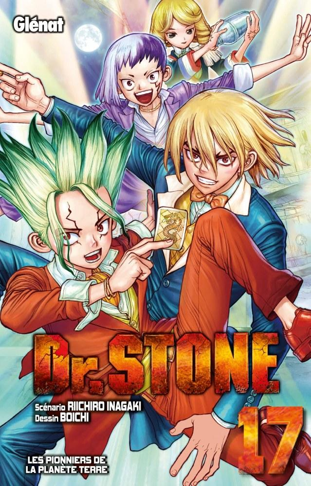 Dr. STONE T17 [01/09/2021]