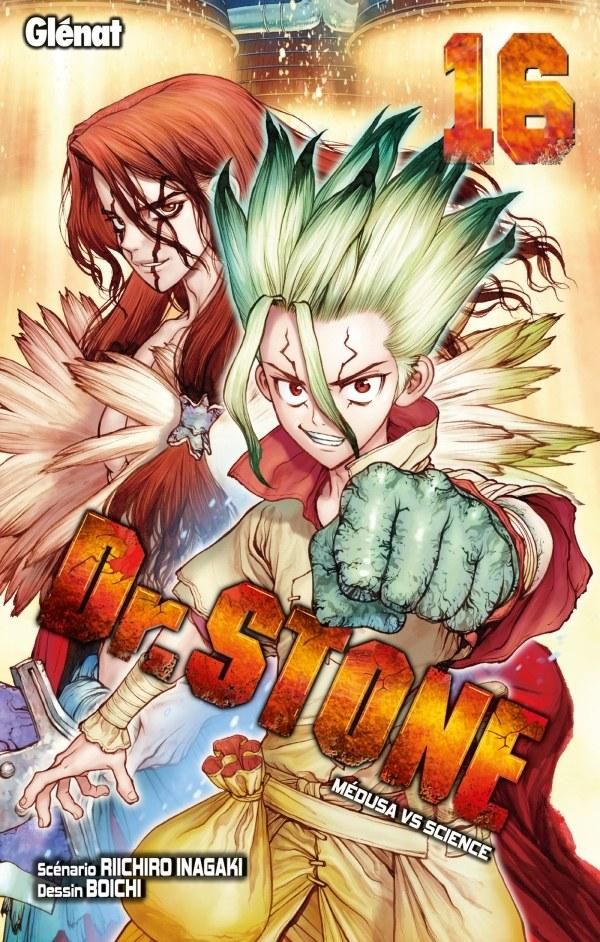 Dr. STONE T16 [07/07/2021]