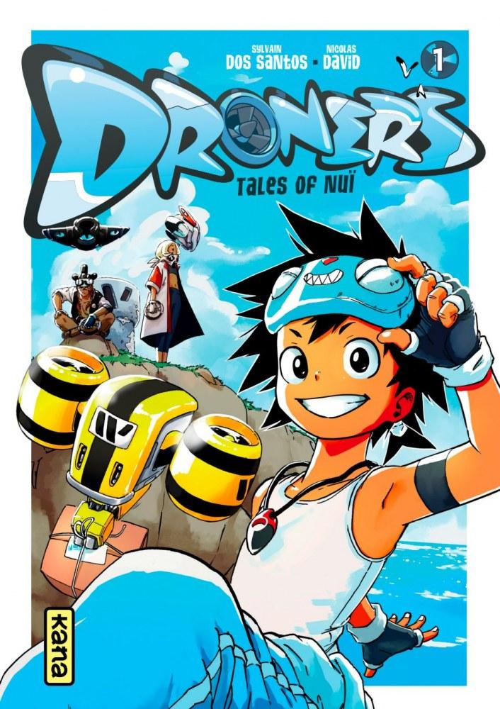 Droners Tales of Nu T1 [27/08/2021]