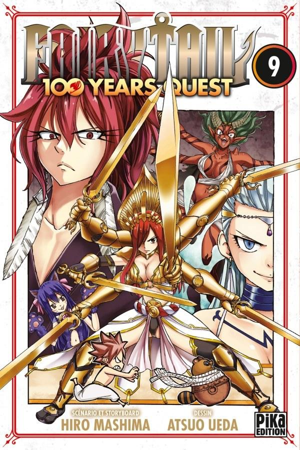 Fairy Tail - 100 Years Quest T9 [29/09/2021]