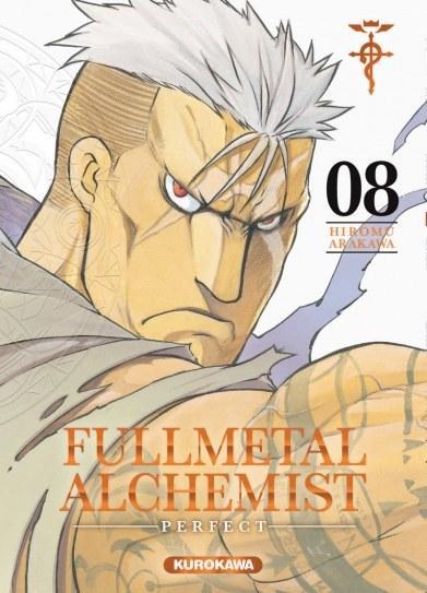 Fullmetal Alchemist T8 [09/09/2021]