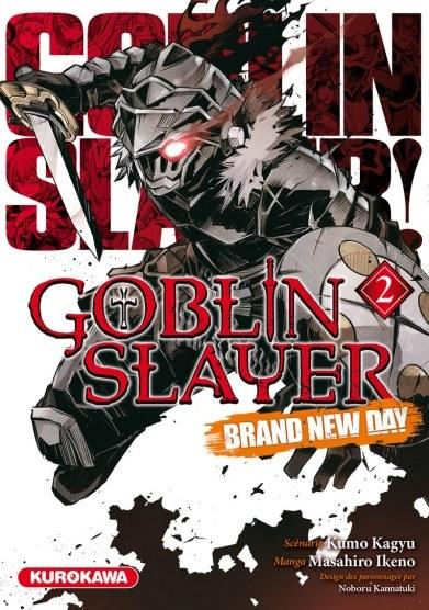 Goblin Slayer - Brand New Day T2 FIN [14/10/2021]