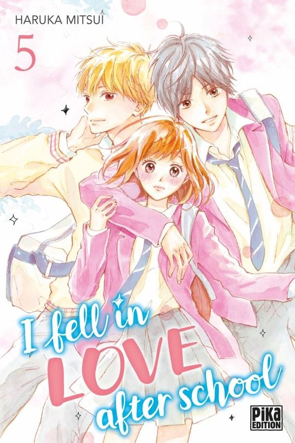 I fell in love after school T5 [13/10/2021]
