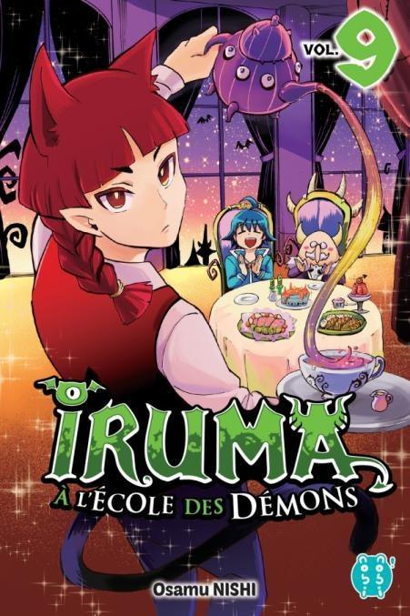 Iruma à l'école des démons T9