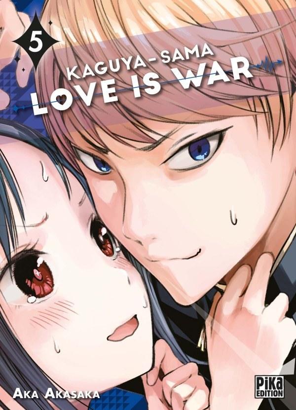 Kaguya-sama - Love is War T5 [08/09/2021]