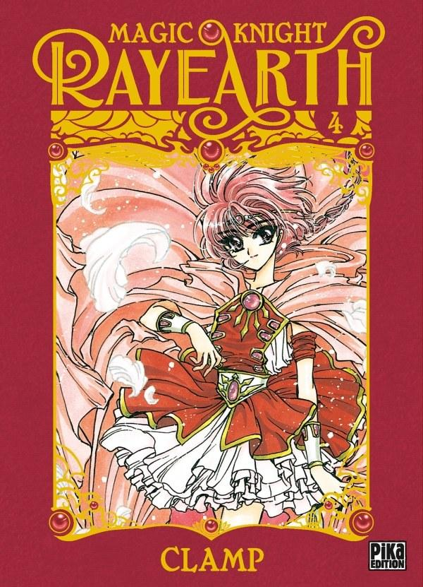 Magic Knight Rayearth T4 [23/06/2021]