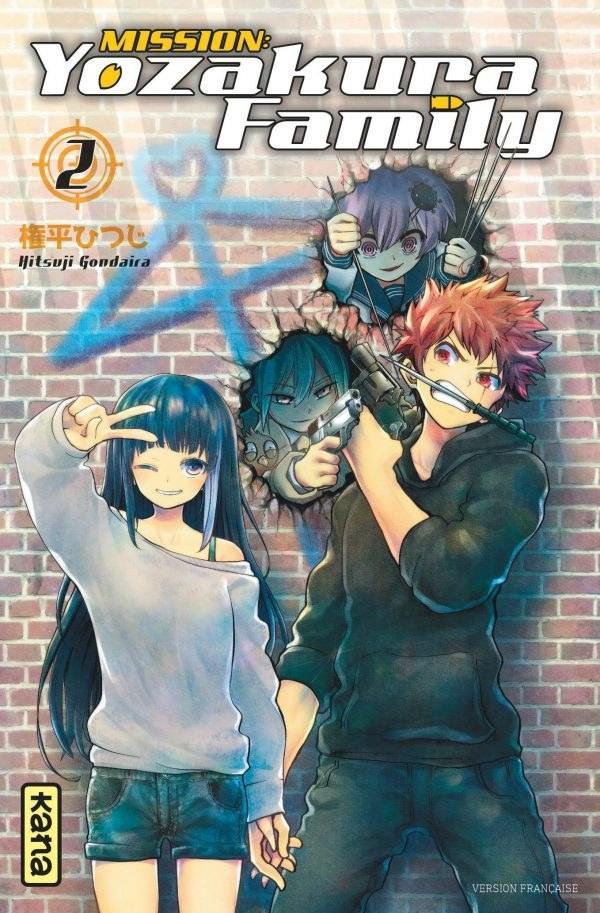 Mission Yozakura Family T2