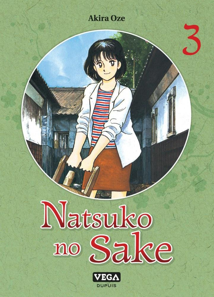 Natsuko no Sake Vol. 3 [07/05/2021]