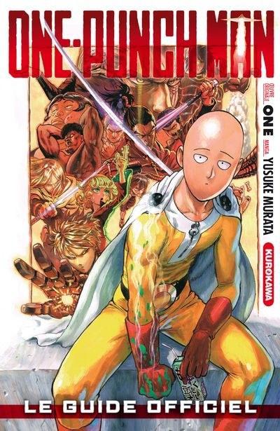 One-Punch Man Le Guide officiel [14/10/2021]