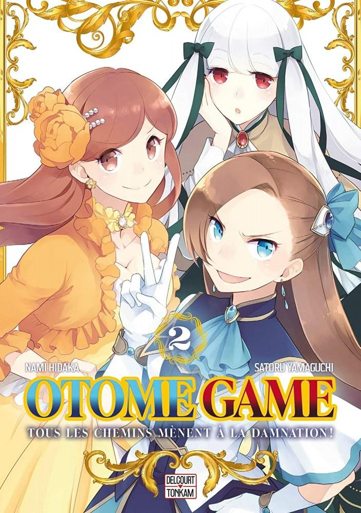 Otome Game T2 [14/07/2021]