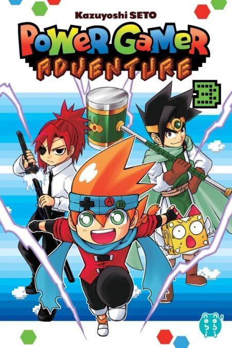 Power Gamer Adventure T3 [08/09/2021]