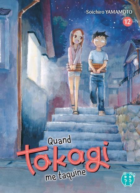 Quand Takagi me taquine T12 [18/08/2021]