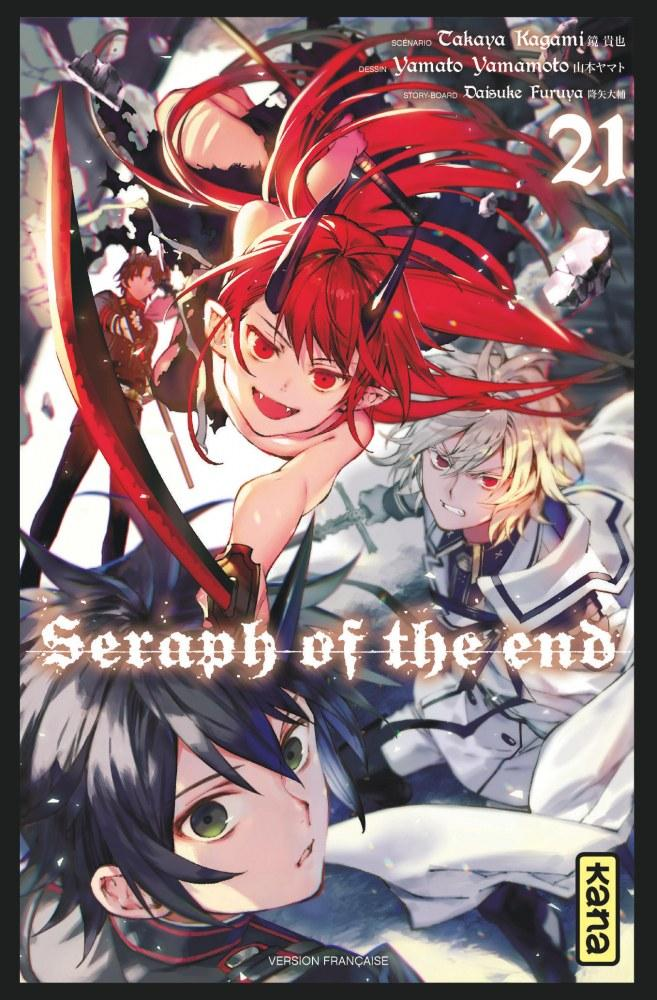 Seraph of the End T21 [20/08/2021]