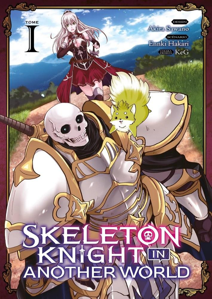 Skeleton Knight in Another World T1
