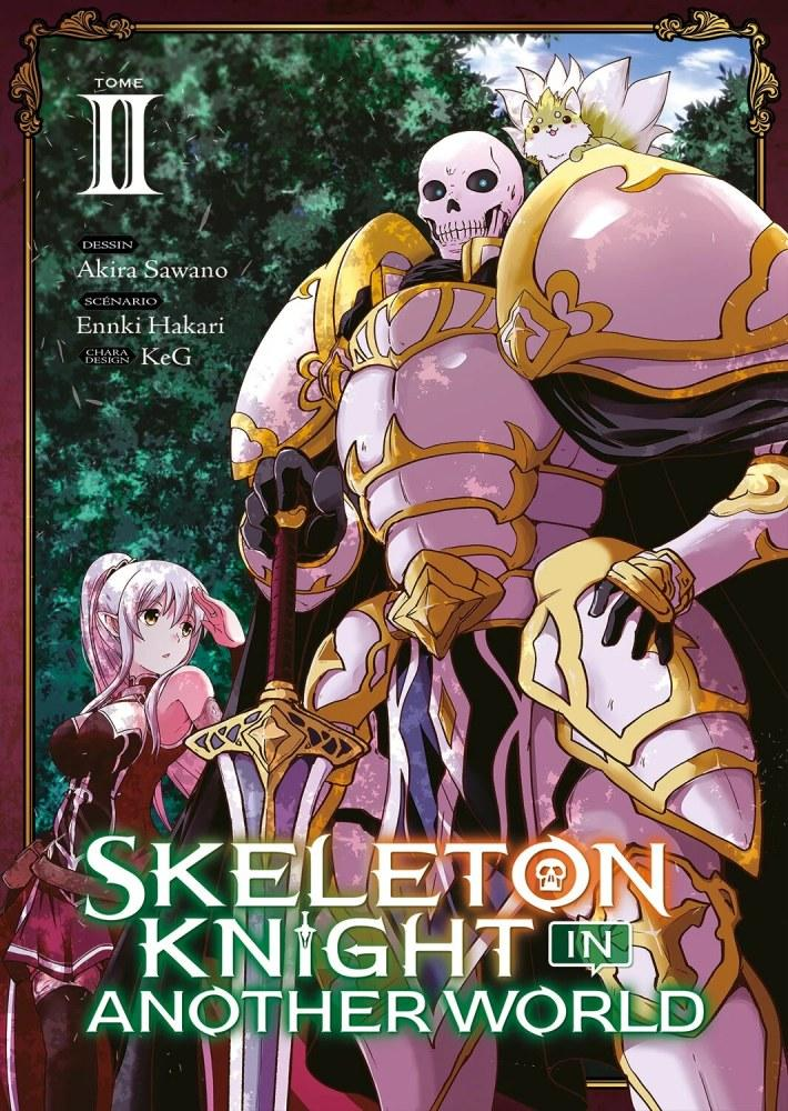 Skeleton Knight in Another World T2