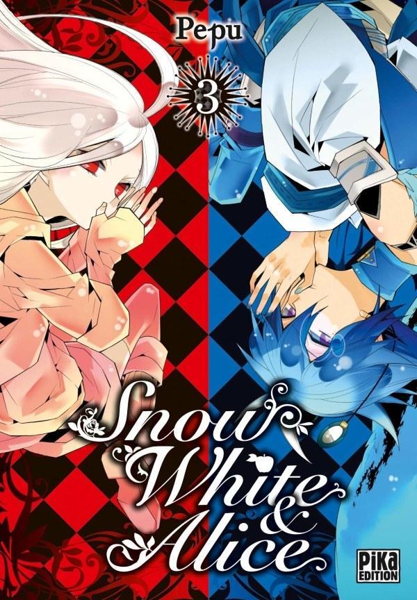 Snow White & Alice T3 [18/08/2021]