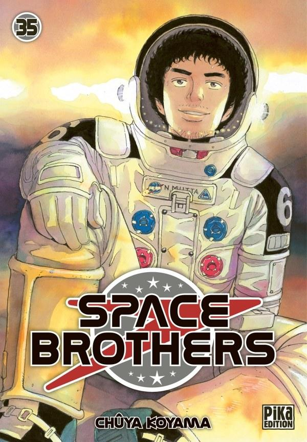 Space Brothers T35 [22/09/2021]